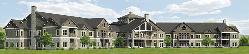 Dominion Senior Living of Richmond Rendering